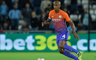 Guardiola unsure over Kompany problem