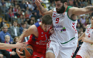 CSKA qualify for Euroleague play-offs, Barca win El Clasico