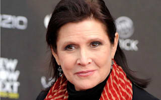 Heroin and cocaine among substances found in Carrie Fisher's system