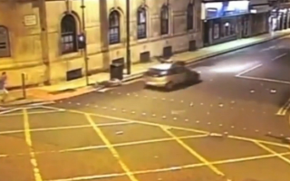 Driver responsible for mowing down pedestrians in revenge attack is jailed