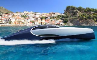 Bugatti launches luxurious Chiron-inspired superyacht