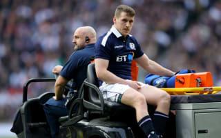 Scotland's Bennett set to miss Italy clash
