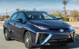 Hydrogen powered Toyota breaks 300-mile mark in US tests
