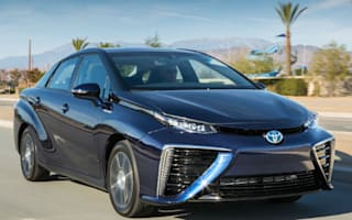Hydrogen powered Toyota breaks 300-mile mark in US tests