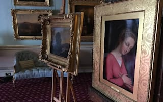 Neglected painting is 'probably' a £35 million Raphael