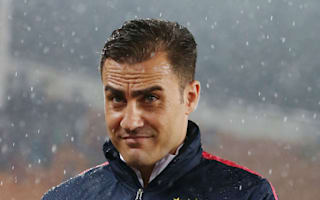 Cannavaro wants to replace Conte as Italy boss