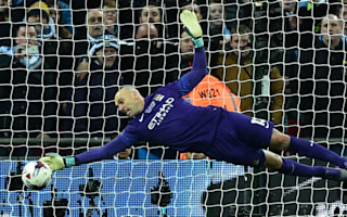 Caballero keen for Hart to recover quickly