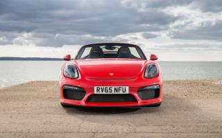 First Drive: Porsche Boxster Spyder