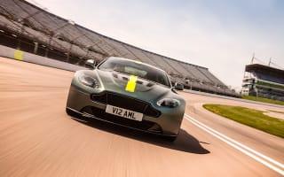 Aston Martin unleashes its Vantage AMR