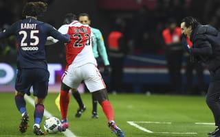 Emery admits Monaco deserved draw