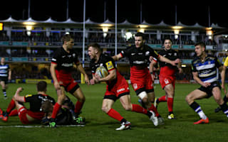 Ashton at the double on Saracens return
