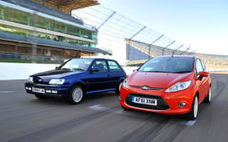 Ford Fiesta crowned UK's most popular car ever