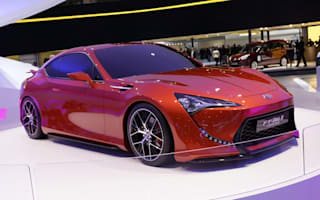 Toyobaru coupe to launch at Tokyo Motor Show