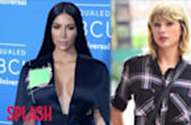 Kim Kardashian and Taylor Swift Still Don't Talk