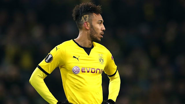 Aubameyang denies Madrid deal but reiterates desire for Liga move