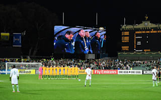Saudi Arabia apologise for not observing minute's silence in Australia