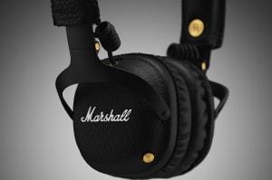 Marshall tienen nuevos auriculares sin cables y con 30 horas de autonomía