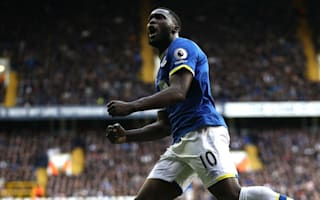 Lukaku pulls clear of Ferguson to become Everton's leading Premier League scorer