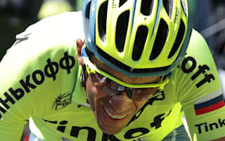 Contador targets Vuelta glory as Tinkoff sign-off