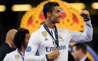 Real Madrid 'machine' Ronaldo will win Ballon d'Or - Almeida