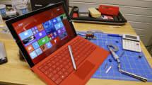 Los problemas de batería del Surface Pro 3 se arreglarán con software