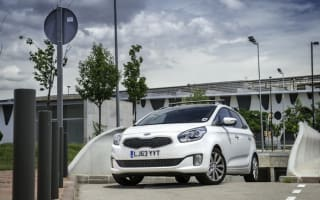 Long term report: Kia Carens