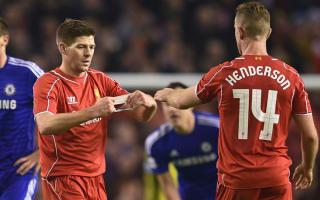 Gerrard urges critics to ease off Henderson