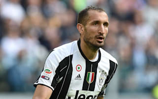Chiellini: Juventus not getting carried away