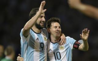 Argentina 2 Bolivia 0: Messi, Mercado seal important win