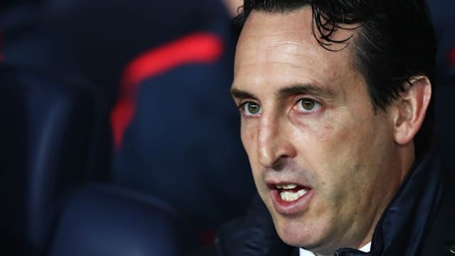 Emery Happy With Win That Sends PSG Top