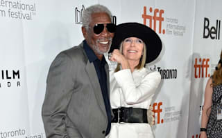 Morgan Freeman lands malfunctioning plane four times en route to Toronto Film Festival