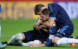 Ramos targets recovery ahead of Clasico