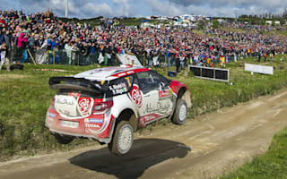 Meeke holds on to claim Portugal win