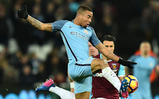Brazilians are physical - Jesus fighting qualities no surprise to Guardiola