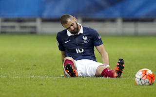 Benzema's France future uncertain despite Valbuena case developments