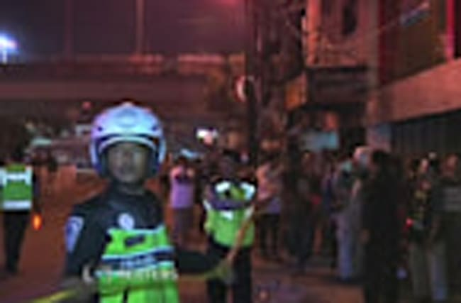 Suspected suicide bombers kill 3 in Indonesia