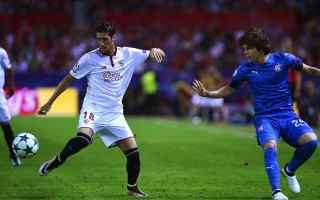 Sampaoli salutes Escudero and Ganso