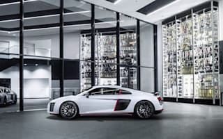 Audi reveals limited edition R8 V10 Plus Selection 24h