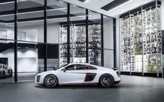 Audi reveals limited edition R8 V10 Plus Selection 24h