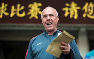 Eriksson: Money too good to refuse in China