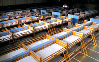 Cabins and bunk beds for freshers as universities are overwhelmed
