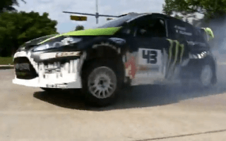 Video: Ford puts Ken back on the Block