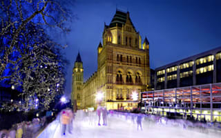 The UK's best skating rinks for winter 2013