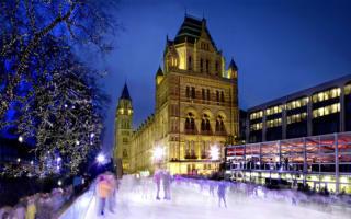 The UK's best skating rinks for winter 2013