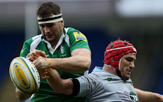 Symons signs for Wasps
