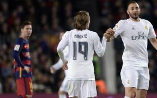 La Liga Review: Madrid stun Barca in Clasico, Atletico close gap