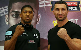 Klitschko determined to beat Joshua after Fury 'wake-up call'