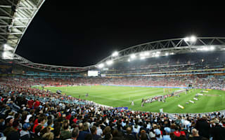 Sydney derby attracts record A-League crowd