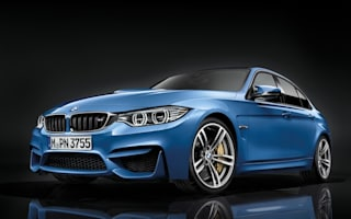 2014 BMW M3 and M4 officially revealed