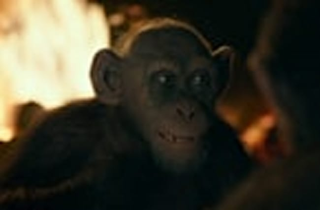 'War For The Planet Of The Apes': Bad Ape Clip